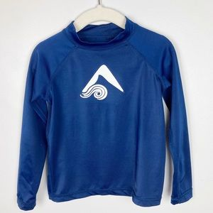Other - Okanu Surf - 3T Boys Blue Rash Guard